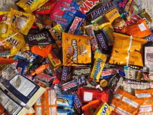 Hard Candy Collection for Canadian Food For Children